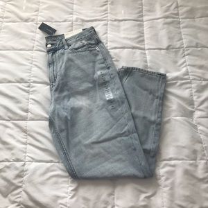 American Eagle Outfitters Mom Jeans Light Vintage